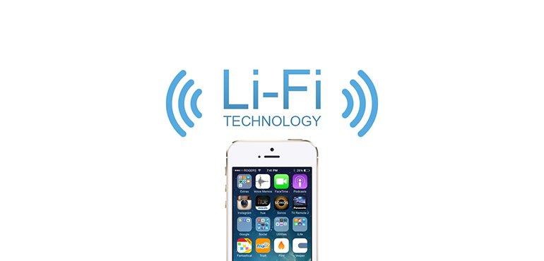 Office701 | A NEW TECHNOLOGY: LI-FI