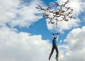 Office701   DRONE VE BİR İLK DAHA!