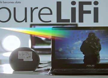 YENİ BİR TEKNOLOJİ: Li-Fi