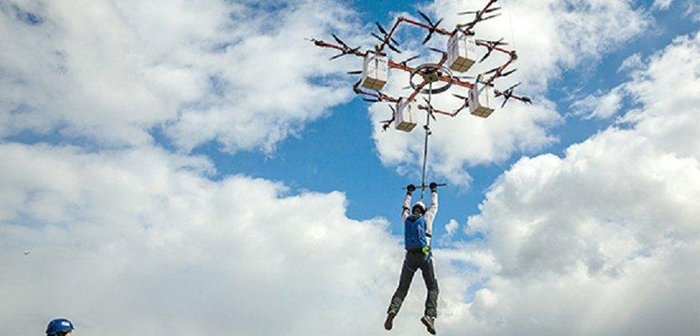 Office701 | DRONE VE BİR İLK DAHA!