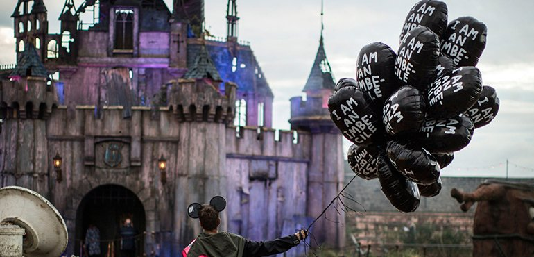 "Office701 | THE REALISTIC WORLD OF BANKSY: ""DISMALAND"""