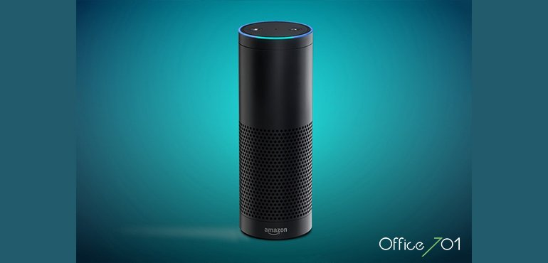 Office701 | INNOVATIONS FROM AMAZON ALEXA THAT WILL MAKE OUR DAILY LIFE EASIER!