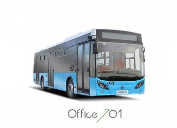Office701 | İLK YERLİ ELEKTRİKLİ OTOBÜSÜMÜZ HACETTEPE'DE YOLA ÇIKIYOR