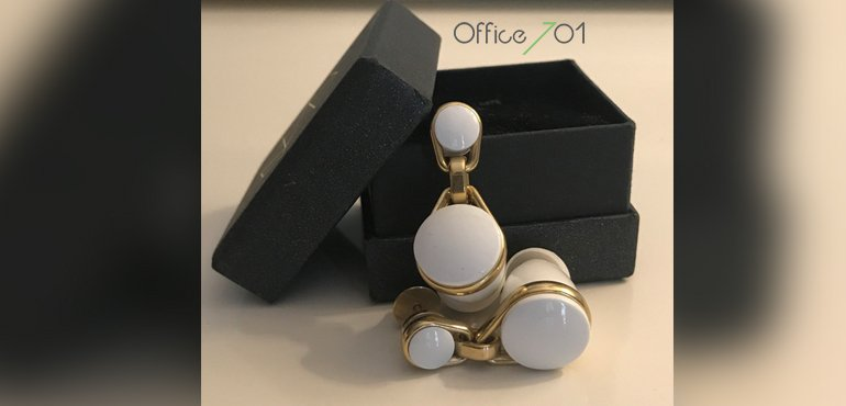 Office701 | A TECHNOLOGY COMBINING EARPHONES AND EARRINGS