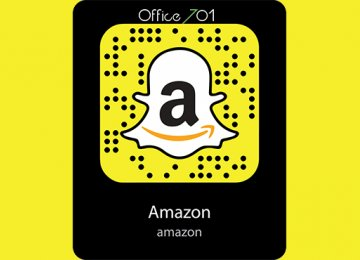 Office701   SNAPCHAT VE AMAZON'UN DEV ORTAKLIĞI