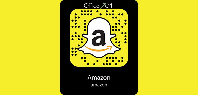 Office701 | THE GIANT PARTNERSHIP OF SNAPCHAT AND AMAZON