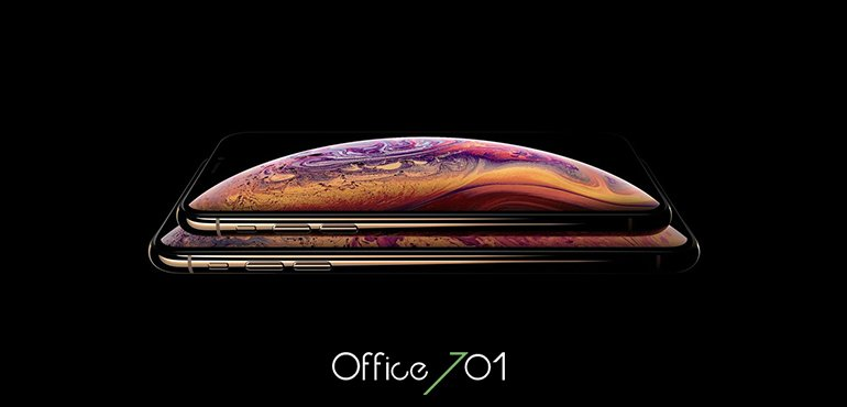 Office701 | APPLE; IPHONE XS, XS MAX, AND XR İSİMLERİNİ WEB SİTESİNE SIZDIRDI