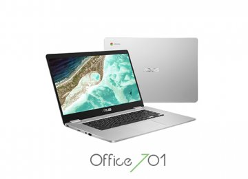 Office701 | ASUS'TAN BİR İLK: CHROMEBOOK