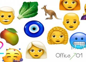 Office701   APPLE iOS 12.1 İLE BİRLİKTE YENİ EMOJİLER GETİRİYOR