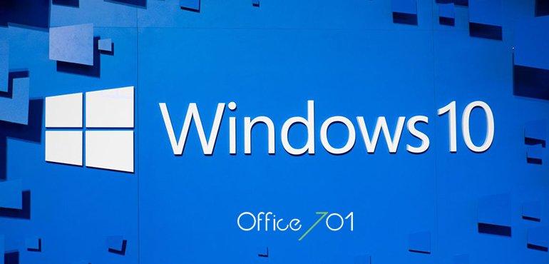 Office701 | WINDOWS 10, SONUNDA WINDOWS 7'DEN DAHA POPÜLER OLMAYI BAŞARDI