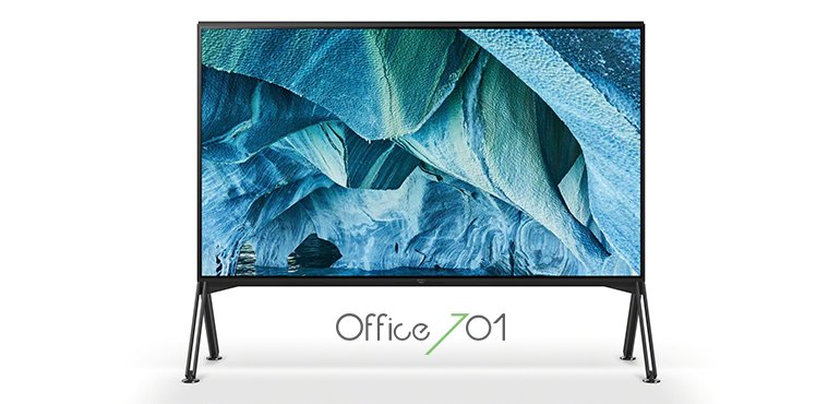 Office701 | THE BIGGEST TELEVISION EVER HAS BEEN ANNOUNCED
