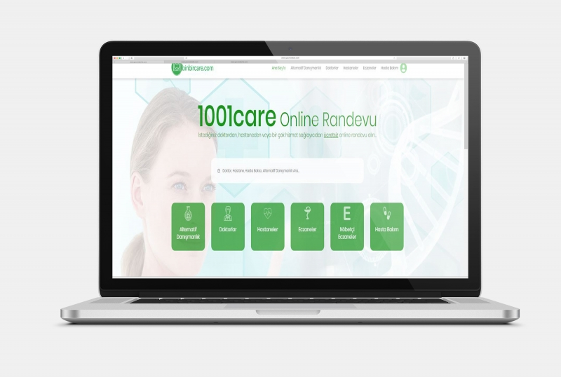 Office701 | 1001CARE | Healthcare & Medical Website