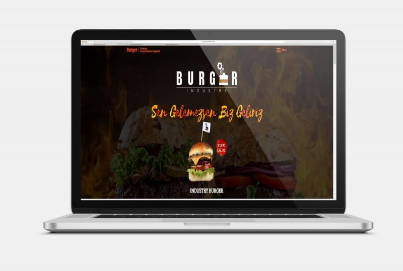 Office701 | Burger Industry Web Sitesi