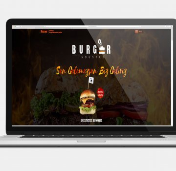 Office701 | Burger Industry | Food & Beverages Website