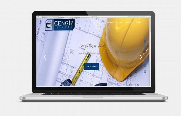 Office701 | Cengiz Öz Yapı | Construction & Civil Engineering Website