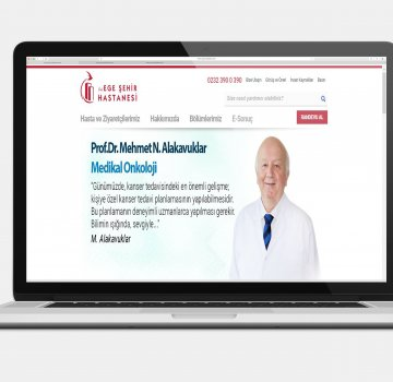 Office701 | Ege City Hospital | Hair Transplantation Website