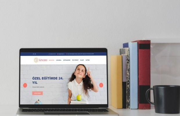 Office701   Izmir İlgi Özel Eğitim 2   Education Website