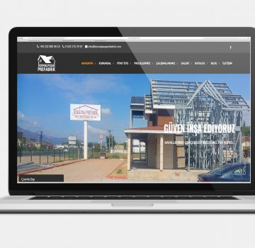 Office701 | Kemalpasa Prefabrik | Construction & Civil Engineering Website