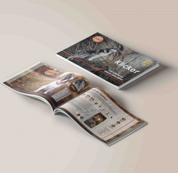 Office701 | Klicker Catalog Design