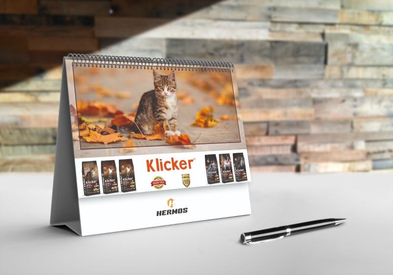 Office701 | Hermos Pet Takvim Tasarımı