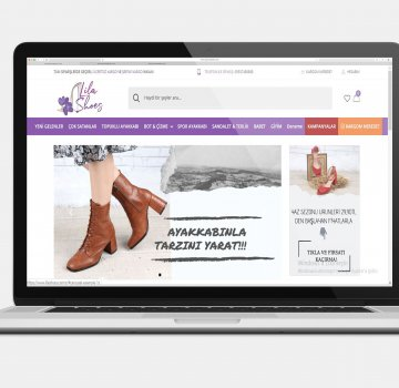 Office701 | Lila Shoes | E-Commerce Website