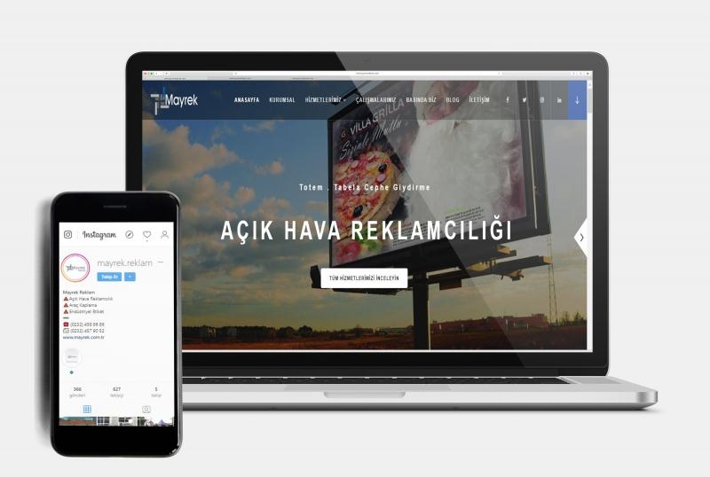 Office701 | Mayrek | Advertising & Marketing Website