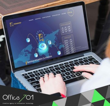 Office701 | Mowapay | Financial & Payments Website