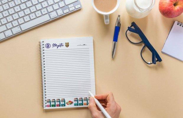Office701   Mysticpetfood Ajanda Tasarımı