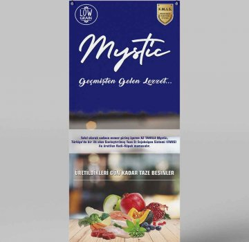 Office701 | Mystic | Roll-Up Banner Design