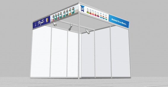 Office701 | Pawpaw and Mystic | Trade Fair Stand Design