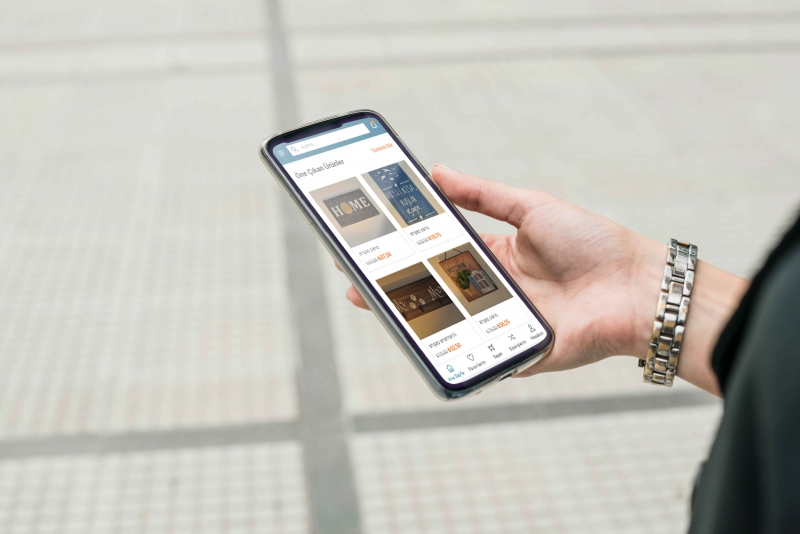 Office701 | Uygunbudur | E-Commerce Mobile Interface