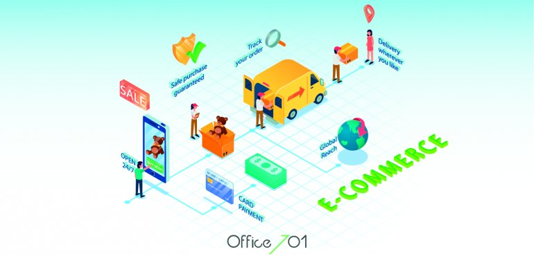 Office701 | What Is eCommerce and The Advantages of  eCommerce