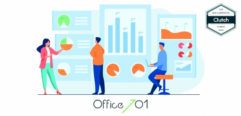Office701 | Office701 Named Top B2B Company in Turkey
