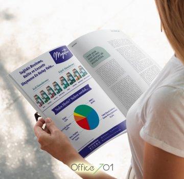 Office701 | Mystic Katalog Tasarımı