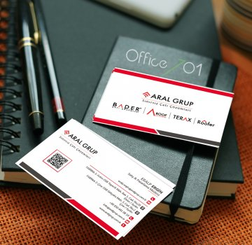 Office701 | Aral Grup | Corporate Identity Design