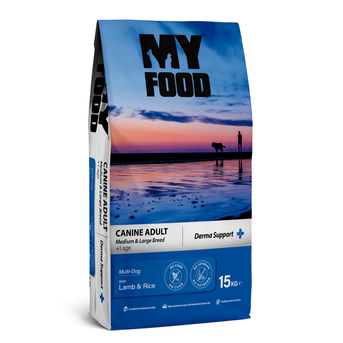 Office701 | Myfood | Pet Food Package Design
