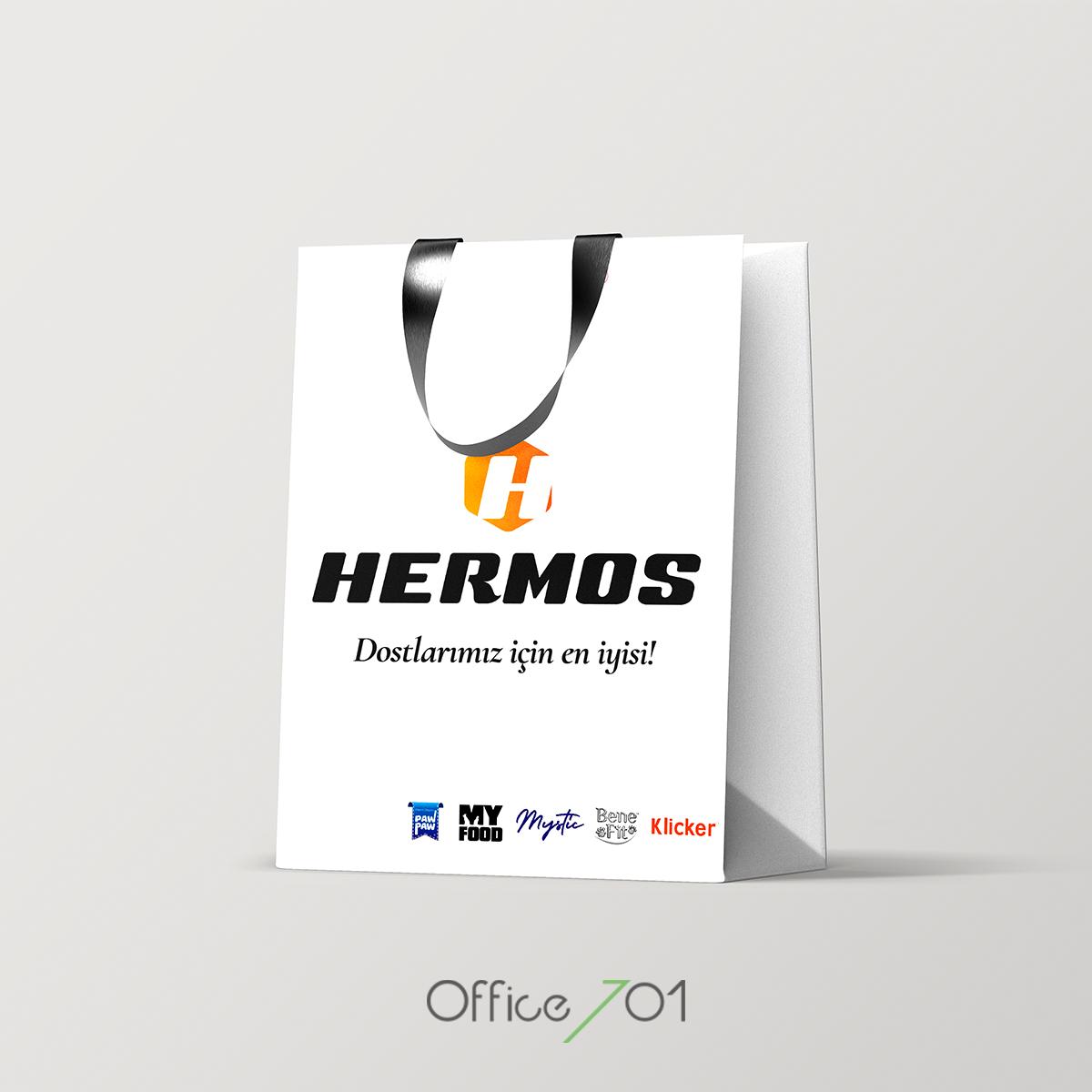 Office701 | Hermos | Bag Design