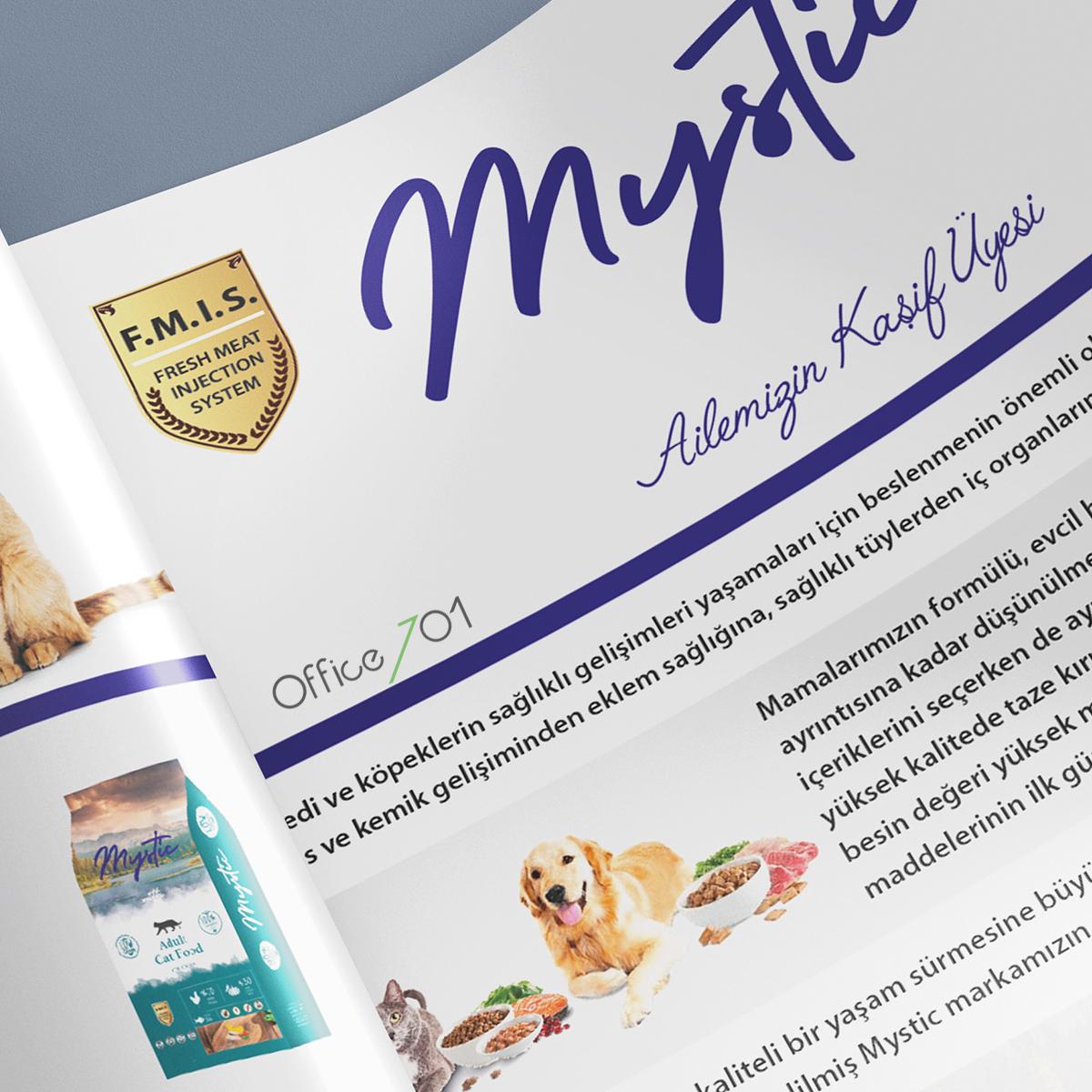 Office701 | Hermos | Catalog Design