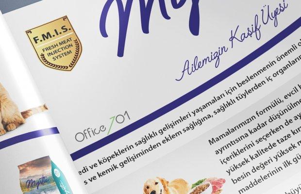 Office701 | Hermos Katalog Tasarımı