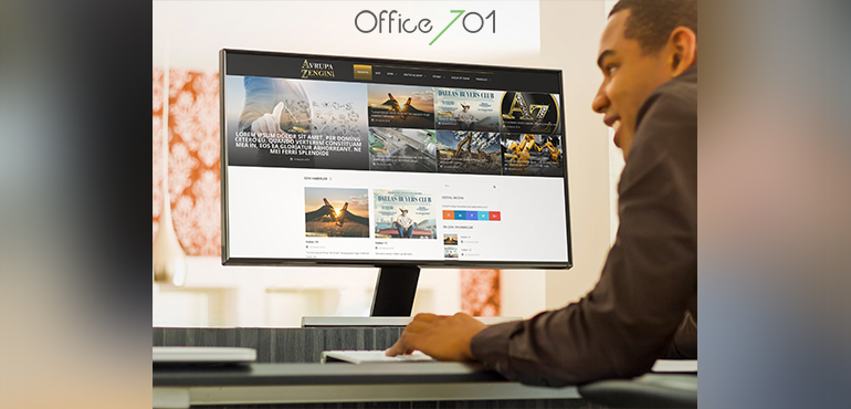 Office701 | Avrupa Zengini Web Sitesi