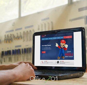 Office701 | İzmir Hızlı Sıhhi Tesisat Web Sitesi