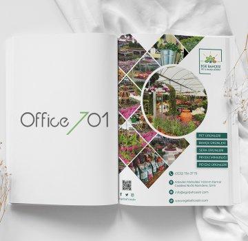 Office701 | Ege Bahçesi | Magazine Design