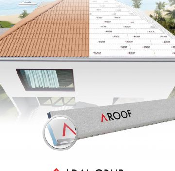 Office701 | AROOF | Roofing Catalog Design