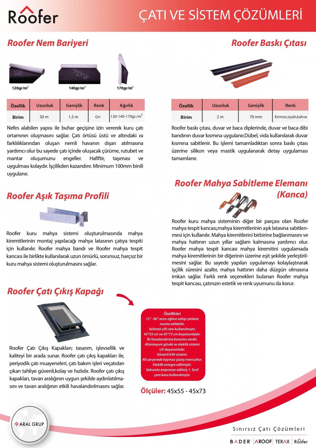 Office701 | Aral Grup Katalog Tasarımı